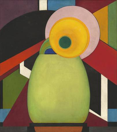 America's Cool Modernism at The Ashmolean Museum