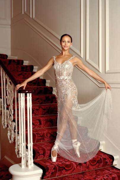 The Ballerina: Francesca Hayward