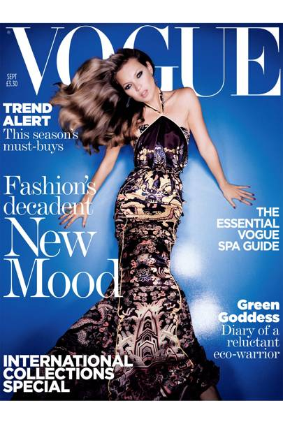 Vogue Cover, September 2004