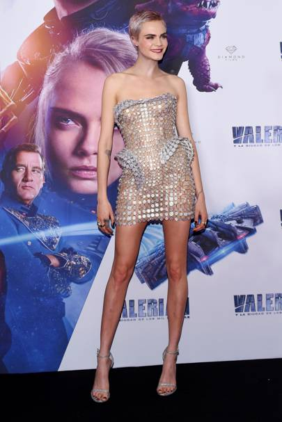 'Valerian and the City of a Thousand Planets' Premiere, Mexico – August 2 2017
