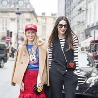 Alina Tansa, stylist and Diana Enciu, stylist