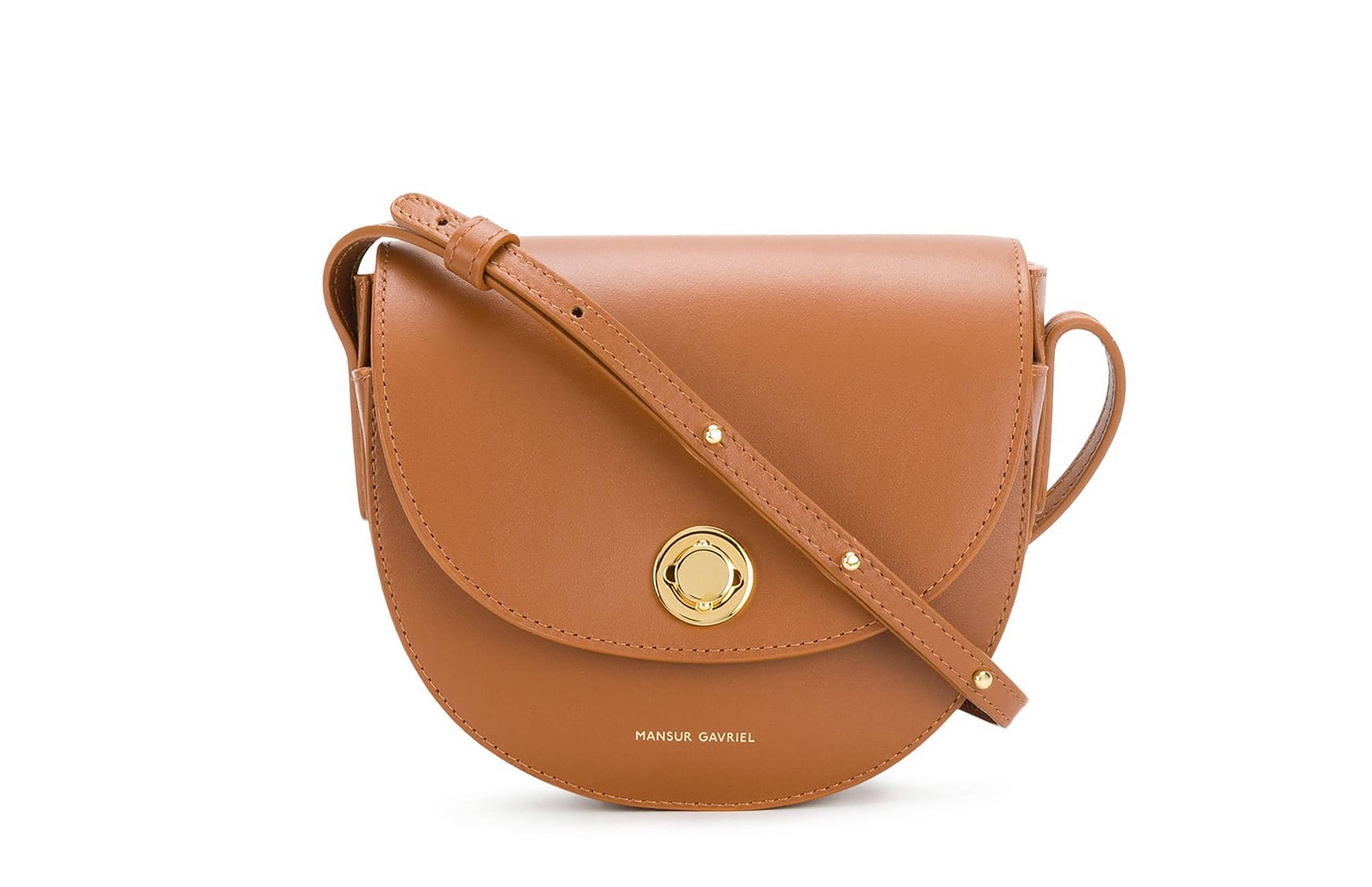 118fa8b6c1 The Best Saddle Bags For Crossbody Styling | British Vogue
