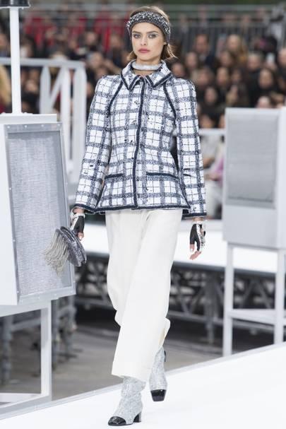 98dafdc9e Chanel Autumn/Winter 2017 Ready-To-Wear show report | British Vogue