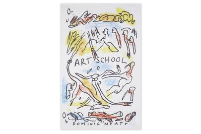 Art School By Dominic Myatt