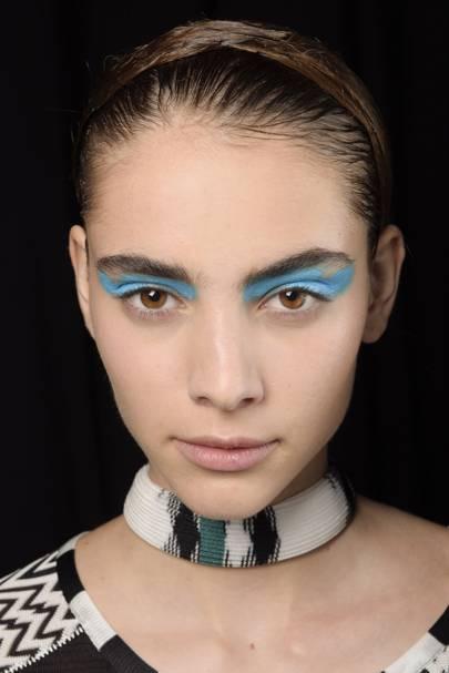 Painterly Turquoise