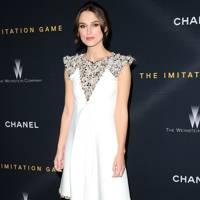 The Imitation Game premiere, LA - November 10 2014