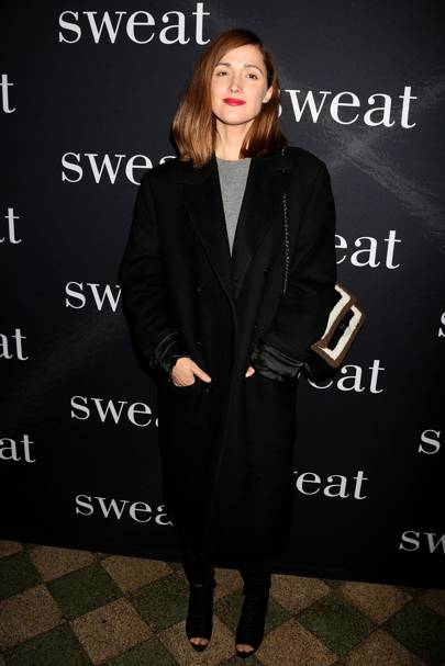 'Sweat' Broadway opening night, New York - March 26 2017