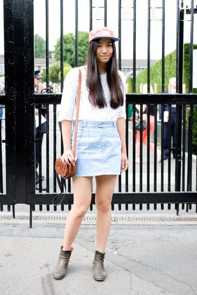Nicole Chan, student