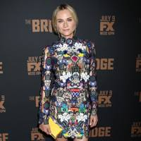 The Bridge season two premiere, LA - July 7 2014
