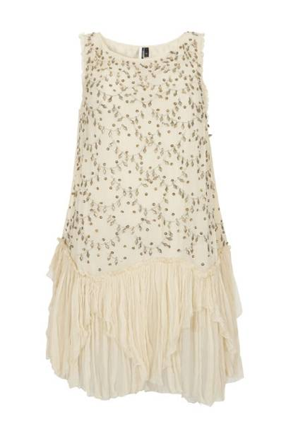 fd32483184be TOPSHOP - We love this shimmery number which has a snow queen something  about it. Plus