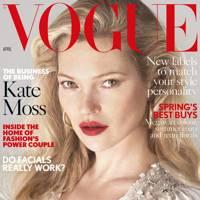British Vogue, April 2017