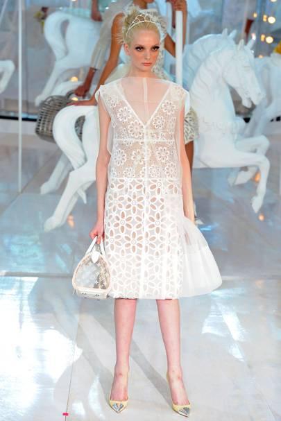 6d1517b9621c1 Louis Vuitton Spring Summer 2012 Ready-To-Wear show report