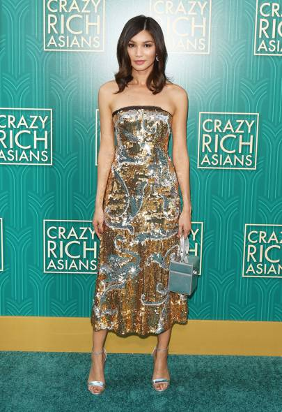 Warner Bros. Pictures' 'Crazy Rich Asians' premiere, Hollywood – August 7 2018