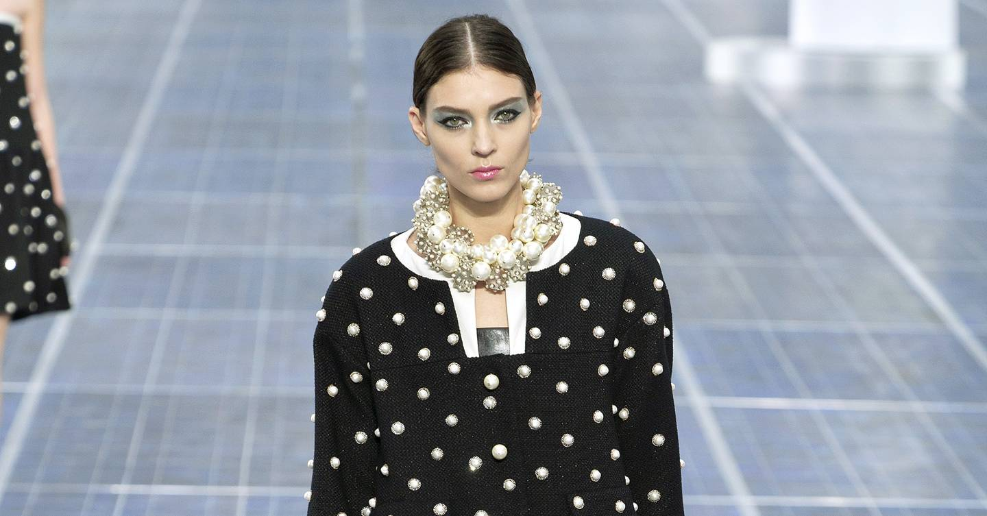 9c0f206d0 Chanel Spring/Summer 2013 Ready-To-Wear show report | British Vogue