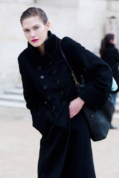 Catherine McNeil, model