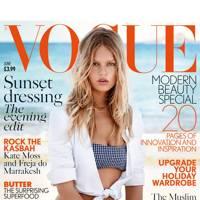Vogue cover, June 2015