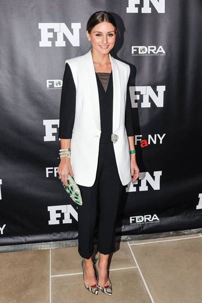 Footwear News Achievement Awards, New York - December 3 2013