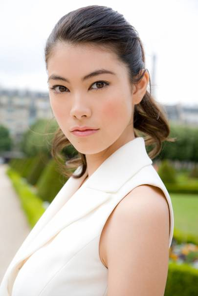 Hakari Hori, model and actress