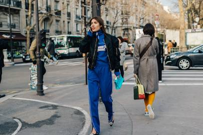 Game-changer: The tracksuit