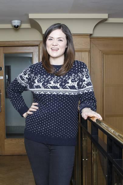 Sophie Tye, marketing assistant