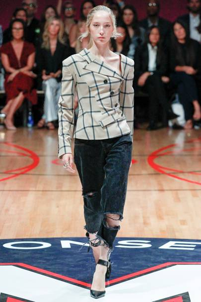 5504a3cb48 Monse Spring Summer 2018 Ready-To-Wear show report