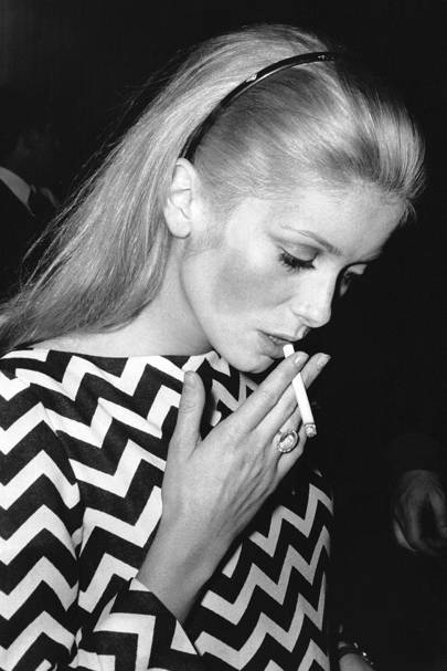 Catherine Deneuve, 1960