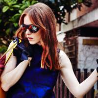 Angela Scanlon for Louis Vuitton