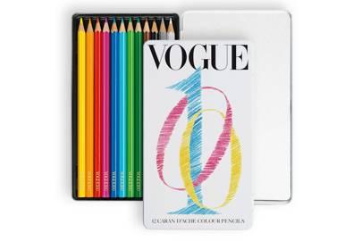 Caran D'ache colouring pencils
