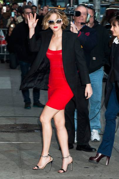 Late Show With David Letterman, New York – November 12 2014