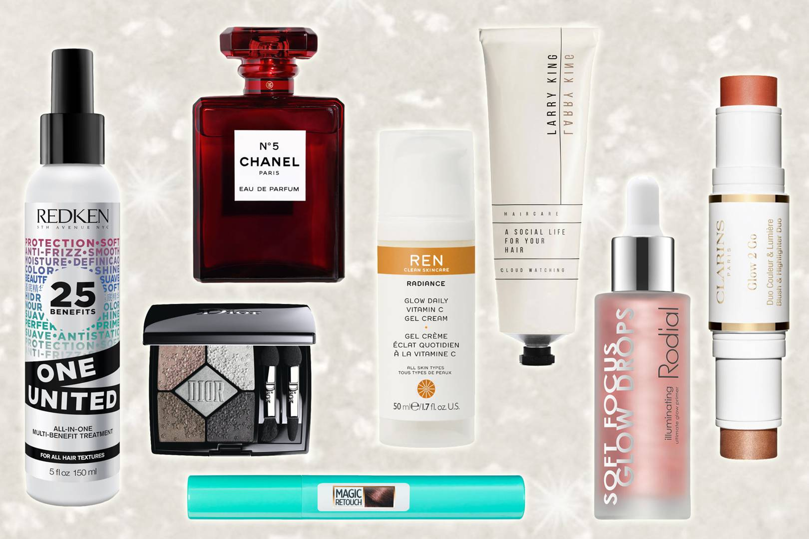 Fashion week Hair3 and Beauty standout products from benefit for girls