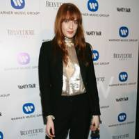 Warner Music Group and Belvedere Party- February 19 2014
