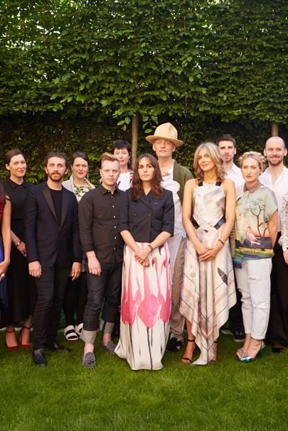 Bfc Fashion Trust  Winners