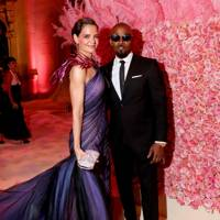 Katie Holmes And Jamie Foxx Finally Made Their Red-Carpet Debut As A Couple