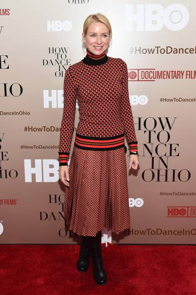 <i>How To Dance In Ohio </i>Premiere, New York - October 19 2015.