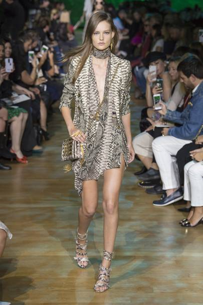 e02a33cb31f Elie Saab Spring Summer 2018 Ready-To-Wear show report