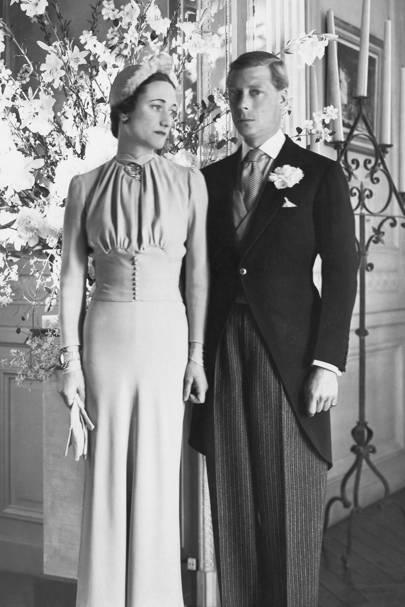 Celebrity Wedding Dresses Vogue 23