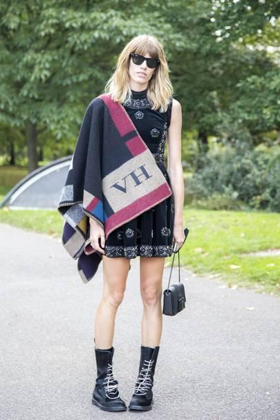 Veronika Heilbrunner, style editor