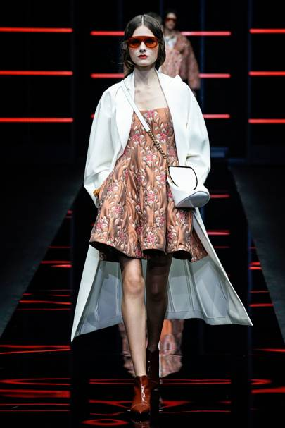7d71a65419 Emporio Armani Autumn/Winter 2019 Ready-To-Wear show report ...