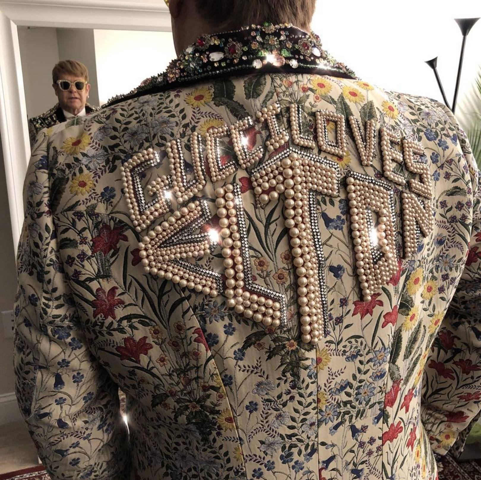 Gucci To Outfit Elton John For His Farewell Tour  2558b1568725