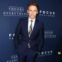 The Theory Of Everything premiere, LA – October 28 2014