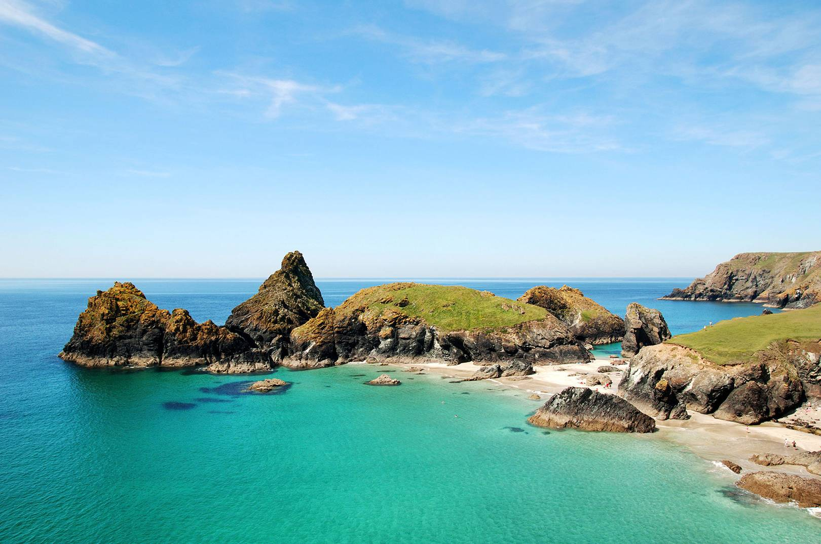 9 Best Beaches In The UK For Summer 2019 & Beyond | British Vogue