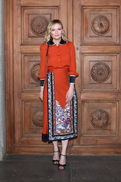 Gucci 2018 Resort Show, Florence - May 30 2017