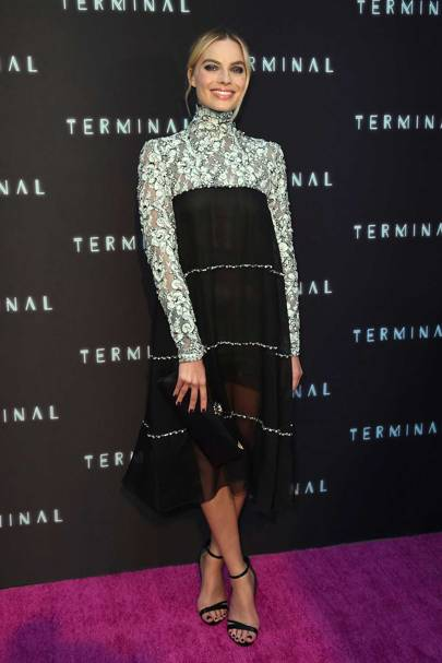 'Terminal' premiere, Los Angeles - May 8 2018