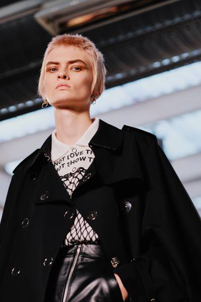 16cc59b0fa981 5 Things To Know About Riccardo Tisci s Debut Burberry Collection ...