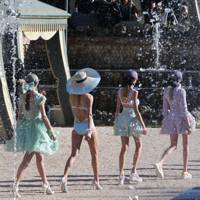 Chanel cruise, spring/summer 2012