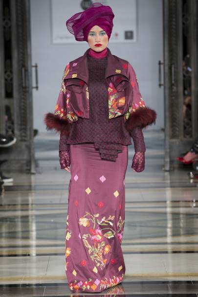 5b14017d03f7dd House of MEA - Indonesia Modest Autumn Winter 2018 Ready-To-Wear collection