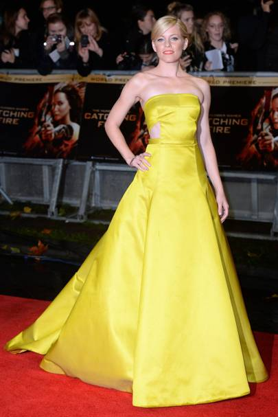The Hunger Games: Catching Fire premiere, London - November 11 2013