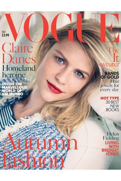 Vogue Cover, November 2013