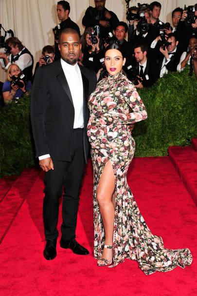 5 - Kanye West and Kim Kardashian ($30 million)