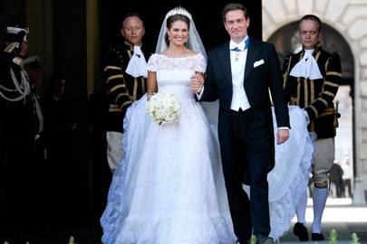 Princess Madeleine and Chris O'Neill
